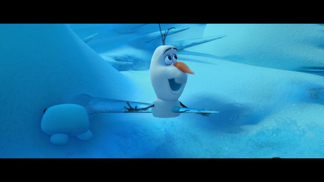 Revoir la reine des neiges - joyeuses fêtes avec olaf en replay