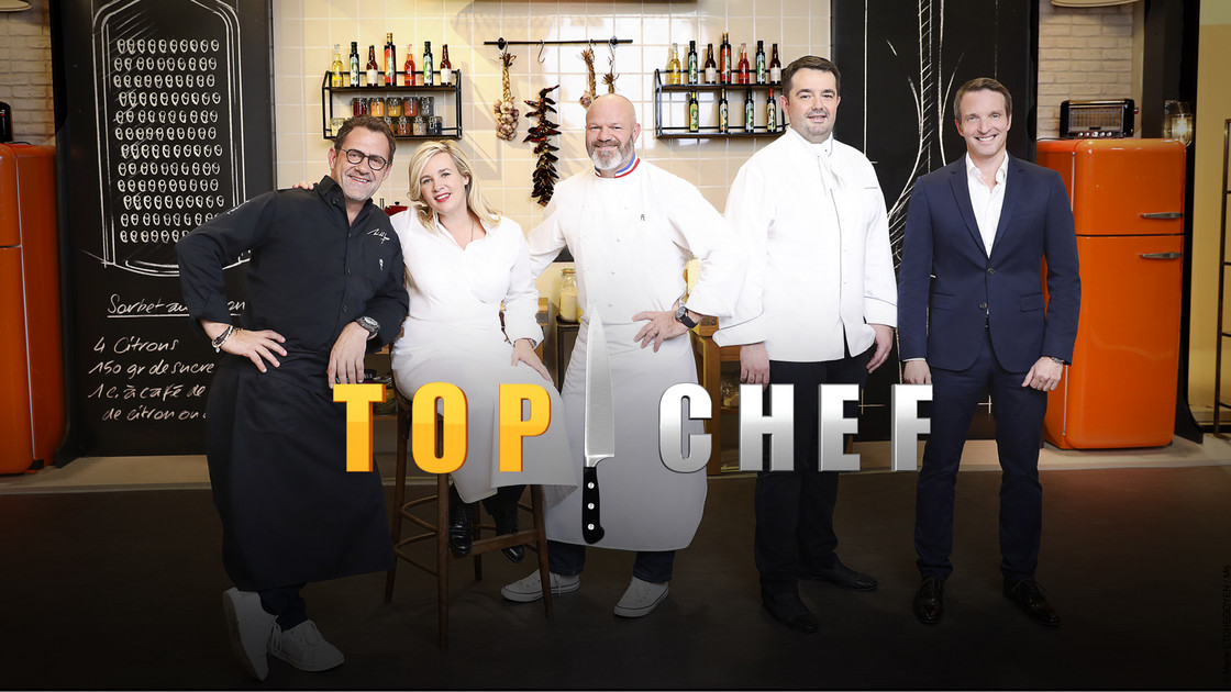 Revoir Top chef du 27 Avril