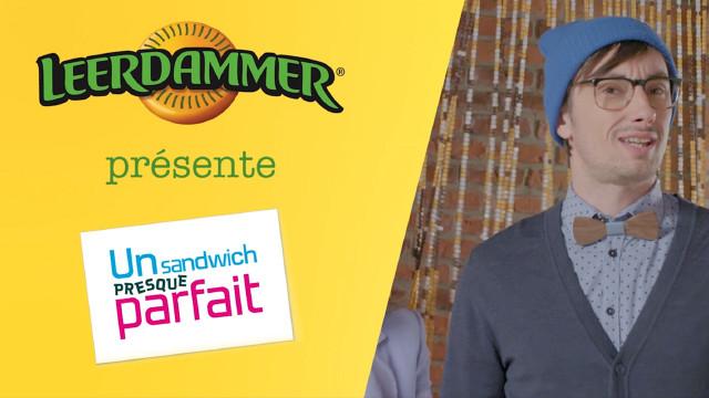 Revoir Les sandwichs d'albert dammer, par leerdammer en streaming