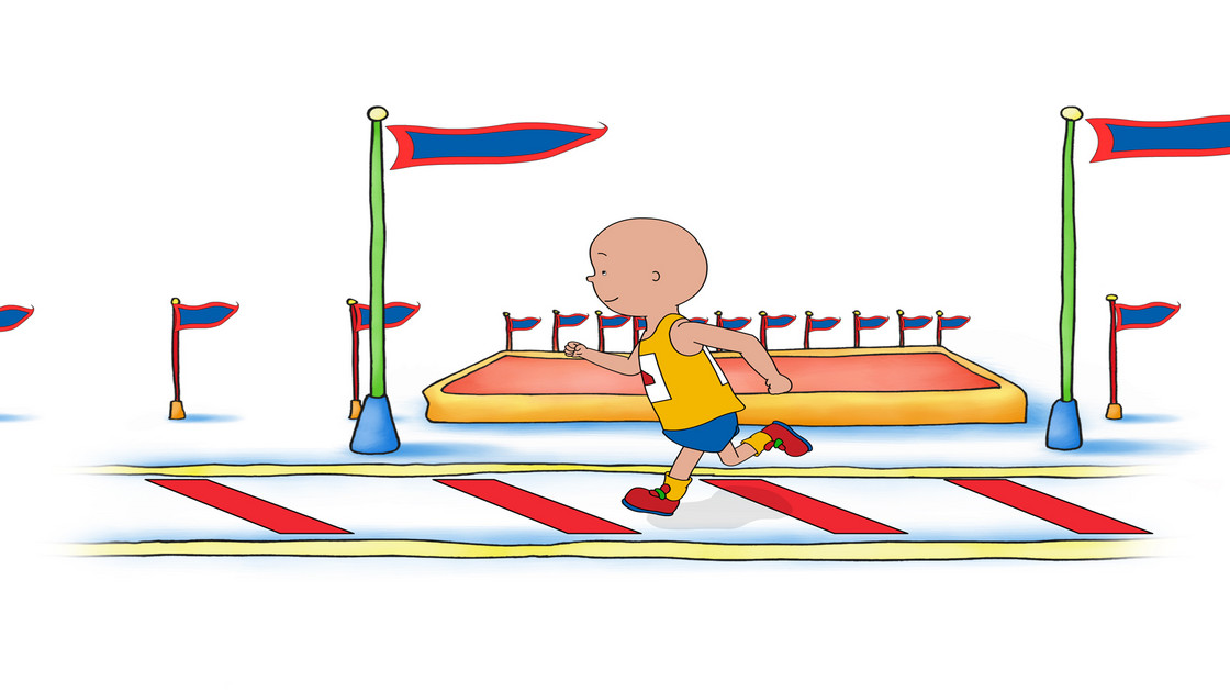 Caillou en streaming