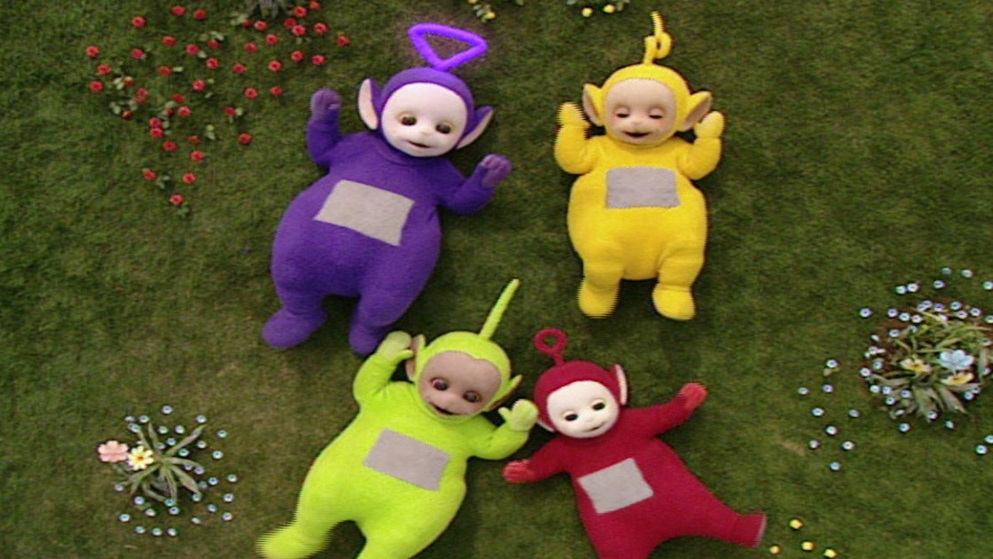 Teletubbies en streaming