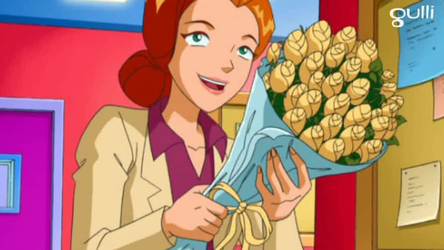 Totally spies du 21/01