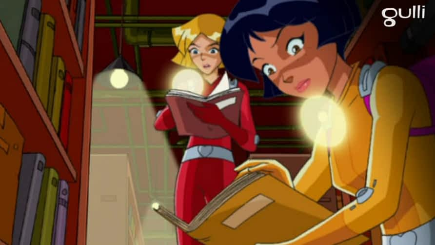 Totally spies du 20/01