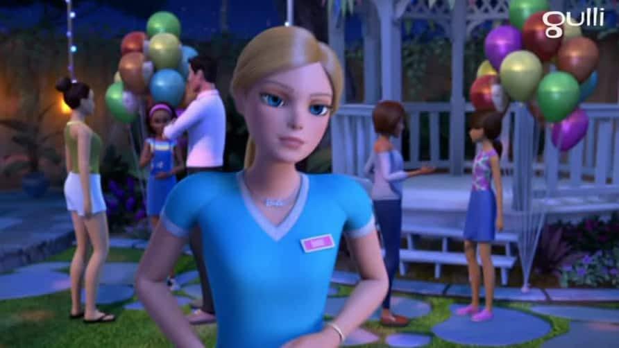 Barbie dreamhouse adventures du 21/01