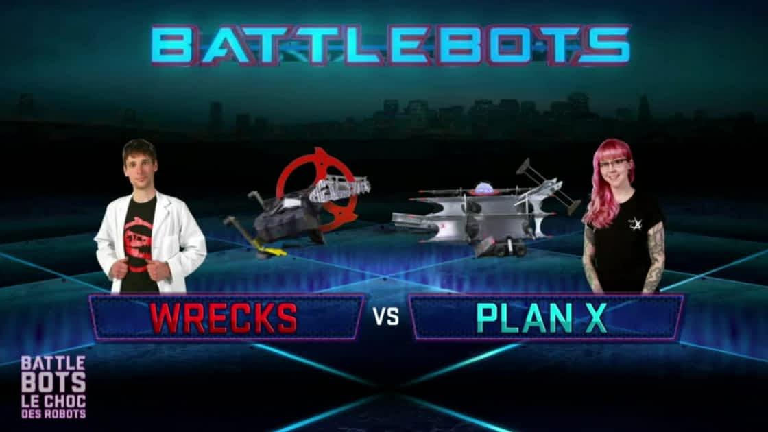 Battlebots : le choc des robots du 24/12