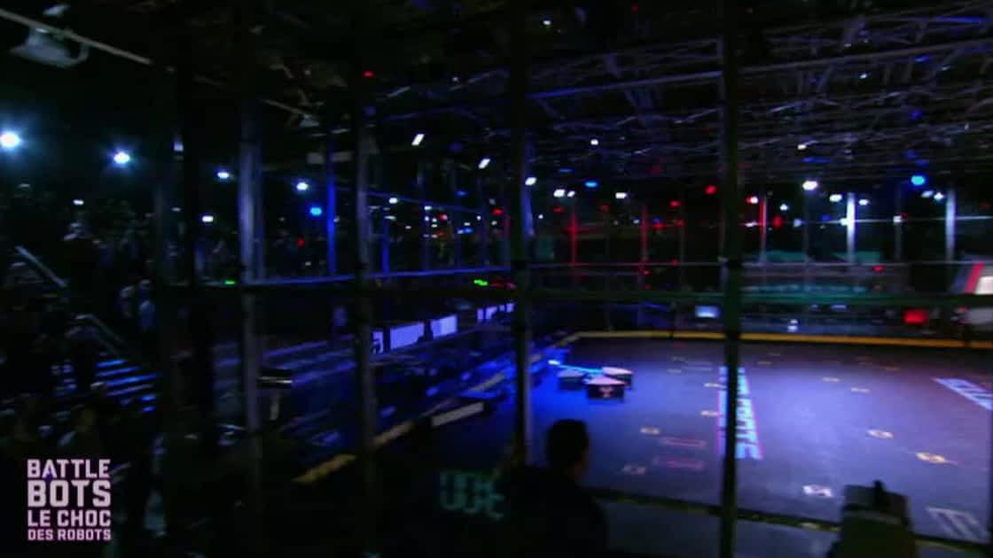 Battlebots : le choc des robots du 30/12