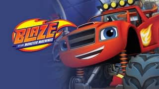 Blaze et les monster machines en streaming
