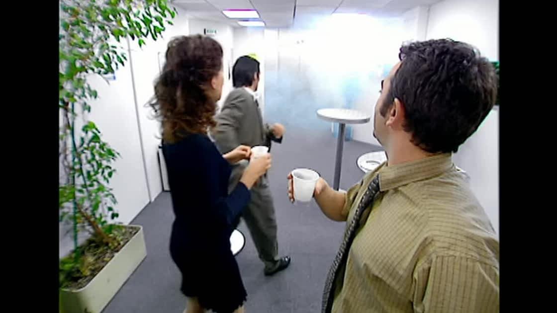 Caméra café en streaming