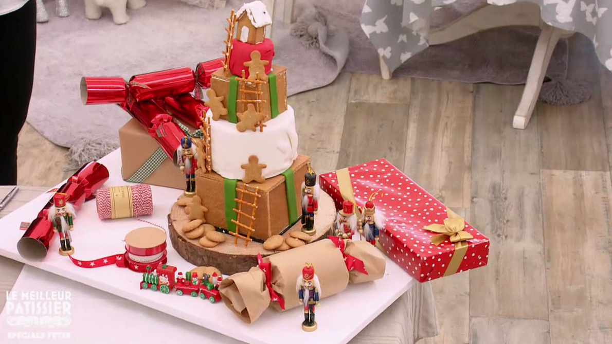 Gateau De Fete De Noel.Replay Le Meilleur Pâtissier Spéciale Fêtes Les Gâteaux