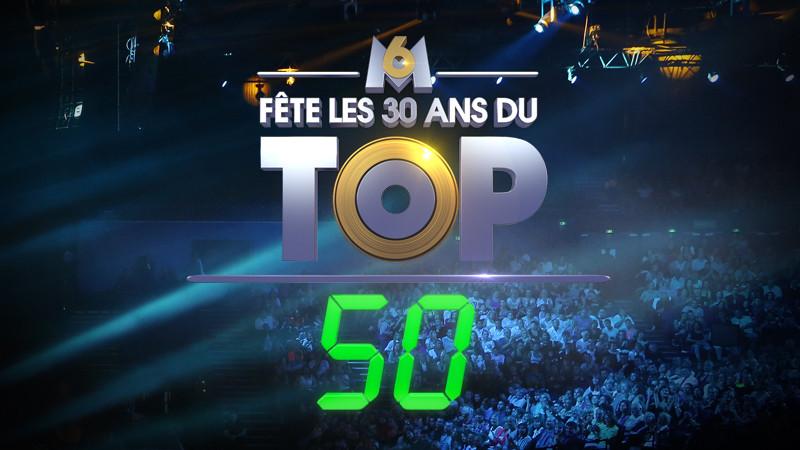 Revoir m6 f�te les 30 ans du top 50 en replay