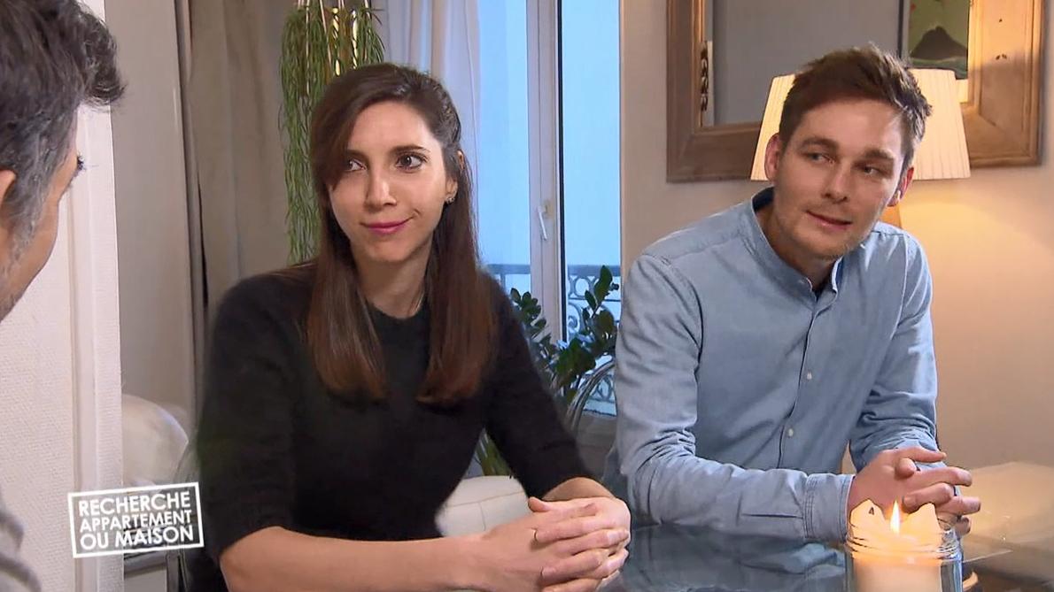 Replay Recherche appartement ou maison, Franck et Pauline
