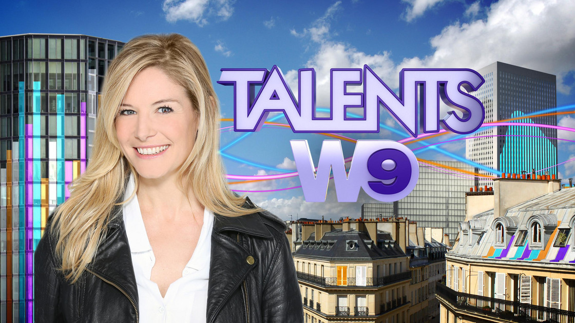 Revoir talents w9 en replay