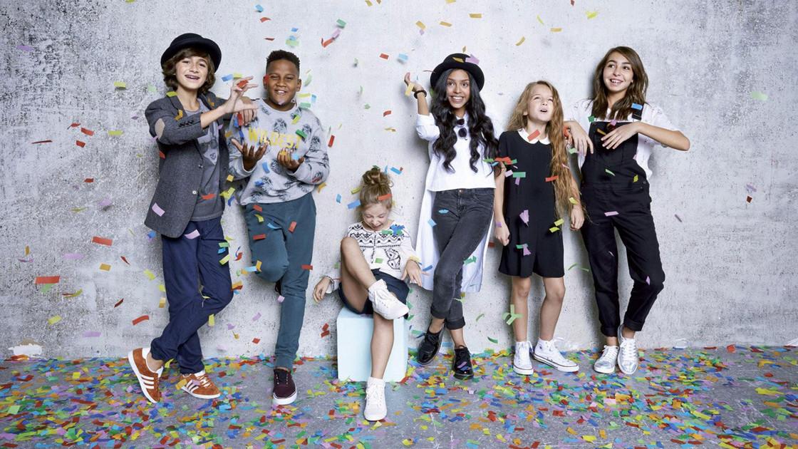 Revoir Kids united, la nouvelle g�n�ration en streaming