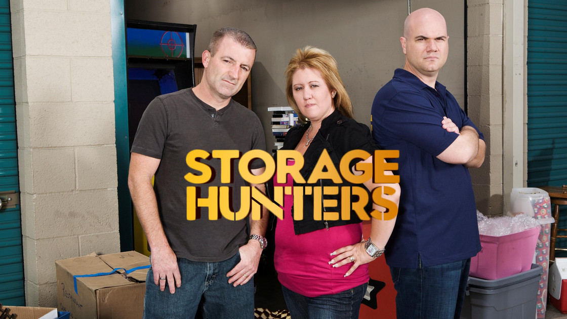 Revoir storage hunters en replay
