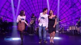 Nouvelle Star : Azza / Nour / Xavier – J'irai où tu iras (Céline Dion et Jean-Jacques Goldman)