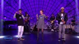 Nouvelle Star : Carla / Eto / Beni – All around the world (Lisa Stansfield)