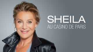 Sheila au Casino de Paris