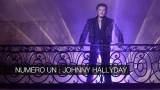 Numéro un : Johnny Hallyday