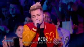 Nouvelle Star : Victor- Just the way you are (Bruno Mars)