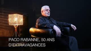 Paco Rabanne, 50 ans d´extravagances