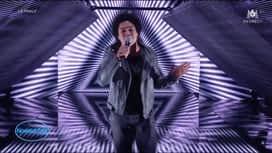 Nouvelle Star : Xavier - Vivre ou survivre ( Daniel Balavoine)