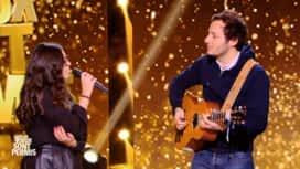 Tous les vœux sont permis avec Éric Antoine : Carla réalise son vœu : chanter avec Vianney