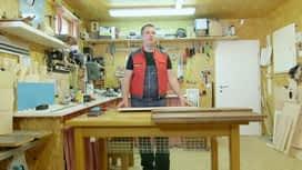 InDizajn s Mirjanom Mikulec : Sami napravite sklopivi zidni stol