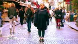 Nouveau look pour une nouvelle vie : Nacéra découvre l'avis des passants à propos de son look
