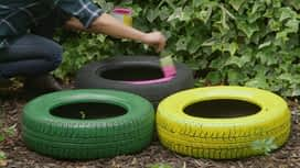 InDizajn s Mirjanom Mikulec : Oživite vrt starim predmetima
