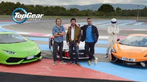 Top Gear en replay