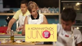 A Konyhafőnök Junior en replay