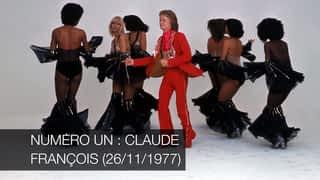 Numéro un : Claude François (26/11/1977)
