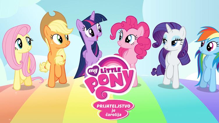 My little pony - prijateljstvo je čarolija