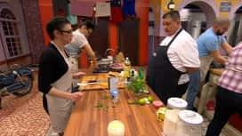 Tri, dva, jedan - kuhaj! : Epizoda 44 / Sezona 3