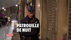 Enquêtes : Ep 8 : patrouille de nuit & contrôle alcool
