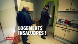 Enquêtes : Ep 7 : Logements insalubres & intervention en Ardenne