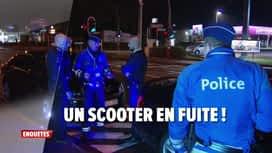 Enquêtes : Ep 15 : patrouille SIERRA & un scooter en fuite