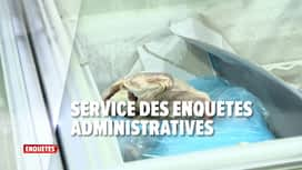 Enquêtes : Ep 36 : service des enquêtes administratives & police de la circula...
