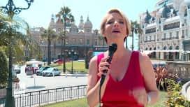 Face à Face : Marie Gillain  * festival  de la télévision 2017 à Monaco