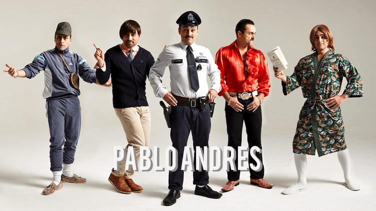 Pablo Andres: Entre nous 2.0