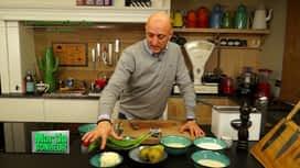 Martin Bonheur : Croquettes de faux-gras aux poires