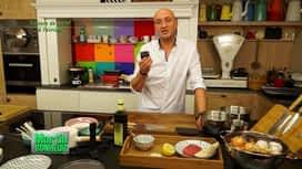 Martin Bonheur : Tartare de boeuf à l'avruga