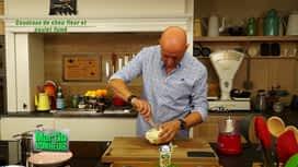 Martin Bonheur : Couscous de choux fleur et poulet fumé