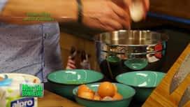 Martin Bonheur : Crème brûlée au lait d'amandes