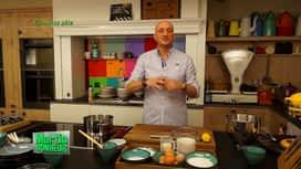 Martin Bonheur : Flan sans pâte