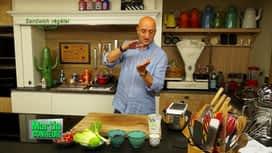 Martin Bonheur : Sandwich végétal du Chef