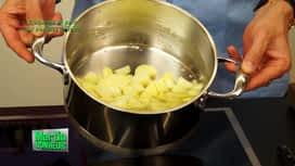 Martin Bonheur : Croquette de porc aux pommes de terre