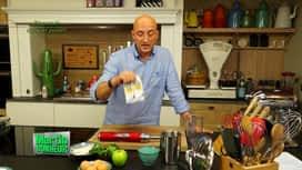 Martin Bonheur : Flan salé, curry et poulet