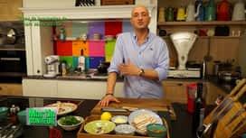 Martin Bonheur : Tapas de brochettes de porc sauce vitello