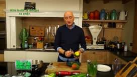 Martin Bonheur : Mille feuilles de mangue au crabe